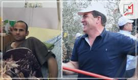 مدير التحويلات الطبية يرفض منح الجريح محمد فهمي الحمامرة تحويلة لتركيب الطرف الصناعي
