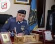 قائد الشرطة الجوية الفلسطينية العميد محمد تيسير عبدالله  يتقاضى راتب 9800 شيكل