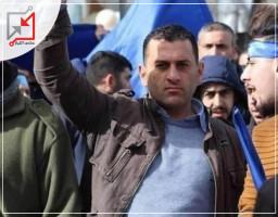 """الأجهزة الأمنية تنقل الناشط صهيب زاهدة الى """"مسلخ"""" سجن اريحا الذي يطلق عليه اللجنة الأمنية"""