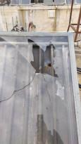 اطلاق نار وتخريب ممتلكات أحد المواطنين في منطقة البصة
