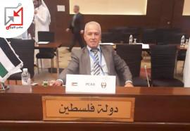 رئيس سلطة الطيران المدني الفلسطيني عمر علي سلمان  يتقاضى راتب 8400 شيكل