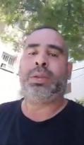 العسكري في جهاز الأمن الوطني/ موسى أبو ليل يعتدي على ممتلكات المشفى الوطني