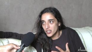 تمديد توقيف سما عبد الهادي لمدة 15 يوم