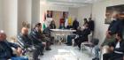 هل سيادة الملازم غسان نمر معه علم بهذا الاجتماع المغلق