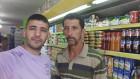 مجهولون يطلقون النار على محلات المواطن/أحمد عبد الله مسالمة