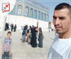مجهولون يطلقون النار على منزل المواطن/ محمود ابراهيم قطوف
