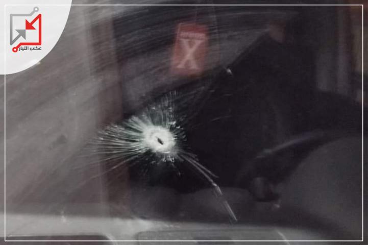 اصابة عدد من المواطنين بعد اطلاق نار من قبل مجهولين في قباطية أمس