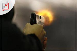 الطفل/ ايهم أبو عيد الذي لم يتجاوز 15 عاما لم يسلم من رصاص المجهولون