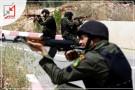 اطلاق نار وإشهار للسلاح بين عناصر من الأجهزة الأمنية