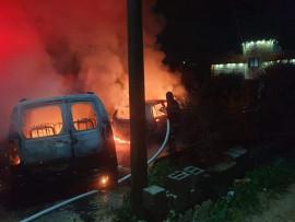 اندلاع حريق في مركبتين فجر اليوم في الحارة الشرقية لبلدة اليامون غرب جنين