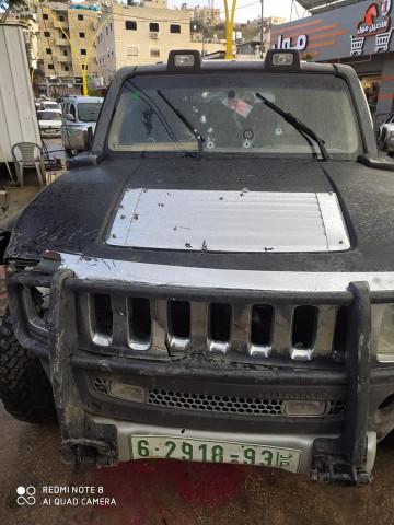إطلاق النار على احد السيارات في المنطقه الجنوبية