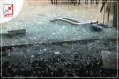 مجهولون أطلقوا النار على محلات المواطن محمد سعسع أمس الأحد
