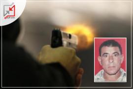 مسلحون يطلقون النار على منزل المواطن/ صابر الطل في بلدة الظاهرية بالخليل