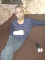 اعتداء الأجهزة الأمنية على المواطنين في مخيم بلاطة