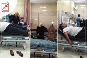 اختناق عدد من المواطنين في مخيم بلاطة نتيجة إلقاء الأجهزة الأمنية قنابل الغاز المسيل للدموع