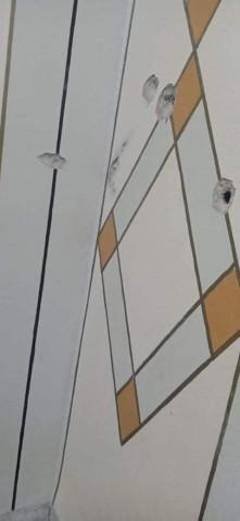 مجهولون يطلقون النار ليلة أمس على منزل المواطن نجيب أبو حديد في ضاحية البلدية