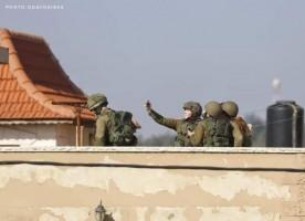 التنسيق الأمني مكن المجندات من التقاط السلفي قبل هدم بيوتهم والفرح بعذاباتهم