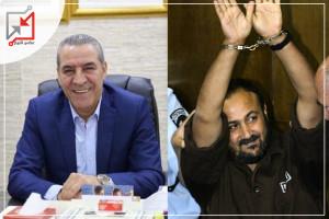الاحتلال يوافق على زيارة حسين الشيخ للاسير مروان البرغوثي