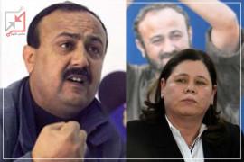 سمح الاحتلال لحسين الشيخ بزيارة مروان البرغوثي في محبسه رغم منع الاحتلال لذويه بزيارته