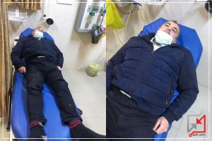 اعتداء همجي من قبل الأجهزة الأمنية على الأسير المحرر ناصر رابي