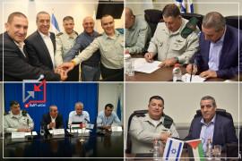لما يتمتع به من علاقات مع الاحتلال تعيين حسين الشيخ مسؤولاً لملف المفاوضات