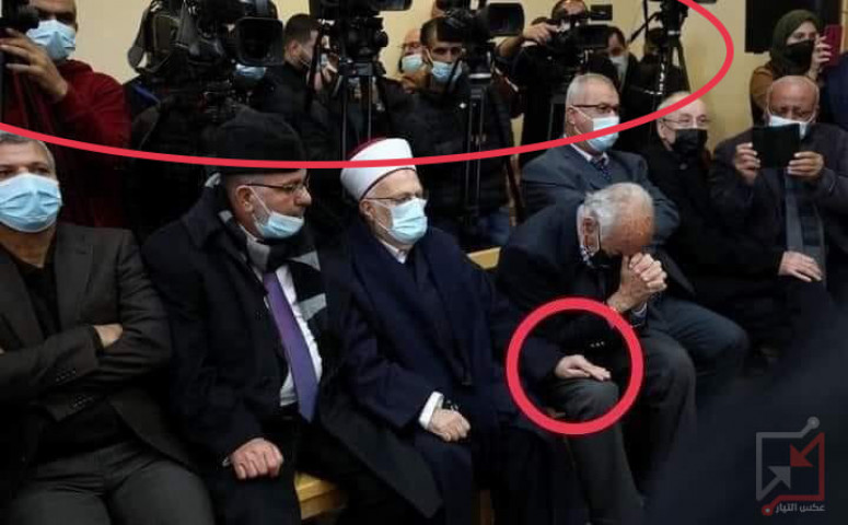 يعني كل هالصحفيين من كل عقلهم رايحين يغطوا محاكمة بلفور