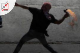اقدم مجهولون بإطلاق أكواع حارقة على منزل المواطن يوسف خلوف