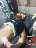 إصابة الشاب سعد عدنان الضميري، نجل الناطق السابق باسم الأجهزة الأمنية خلال شجار تسبب به في رام الله.