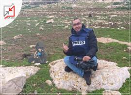 الأجهزة الأمنية تعتقل الصحفي مجاهد السعدي