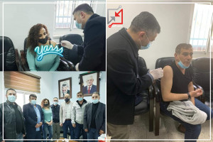 فساد بلا حدود .. سرقة اللقاحات تثير غضباً على مواقع التواصل الاجتماعي في الضفة الغربية