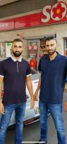 الشقيقين شافع وصلاح هربا من فوضى القتل بالداخل المحتل فقتلا في طولكرم بجريمة بشعة هزت المدينة.