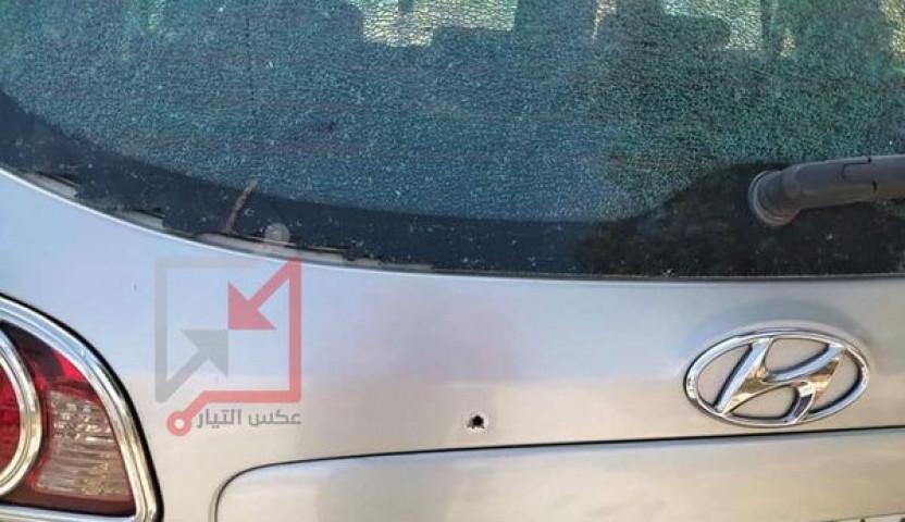 أجهزة أمن السلطة هي التي عثرت على السيارة التي استخدمت في عمــ ــلية زعترة أمس داخل قرية عقربا جنوب شرق نابلس