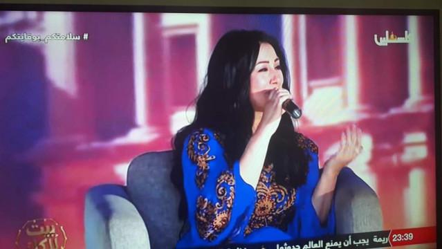 تلفزيون فلسطين يتجاهل ما يحصل بالقدس ويبث حفلات غناء وطرب
