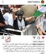 لم يرق لمخابرات محمود عباس حالة الوحدة الوطنية التي حصلت بالشارع
