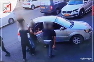 قام مجهولون مسلحون بإختطاف المواطن أنس عواودة