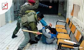 قام العسكري في جهاز الأمن الوطني ماهر أمجد عيران بالاعتداء على المواطن عبد الحليم سركجي وتهديده