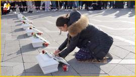 ناشطة دنماركية فعلت ما تغاضت عنه سفارة فلسطين في الدنمارك