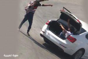 مسلحون يختطفون مواطنا تحت تهديد السلاح بجنين