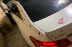 مجهولون يطلقون النار على مركبة المواطن مؤمن مرداوي في قلقيلية