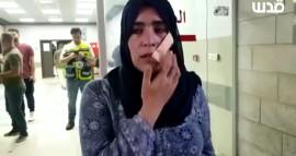 الصحفية شذى حماد  : تم استهداف الصحفيين بشكل مباشر، وأصبت بقنبلة غاز بوجهي