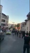المسلحون الذين يختفون حين تدخل أي دورية للاحتلال للمحافظات خرجوا لدعم محمود عباس بإطلاق الرصاص بالهواء