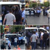 الأجهزة الأمنية تنفذ عدة اعتقالات جديدة على دوار المنارة وسط رام الله