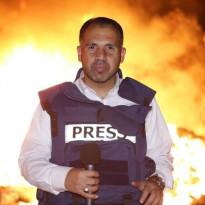 عائلة الصحفي علاء الريماوي تعلن نقله للعناية المكثفة بمستشفى عالية بالخليل