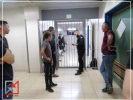 اغلاق قسم الباطني في مشفى الخليل الحكومي