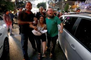 """مدير مؤسسة الحق شعوان جبارين: """"هناك قرار عالي المستوى بقمع المتظاهرين أمام مقر شرطة البالوع"""