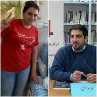 """الصحفية هند شريدة: """"خرجتُ بدون التوقيع على (تعهد) فأنا لم أنتهك القانون"""""""