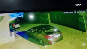 فيديو رقم 2 من مشاهد اغتيال نزار بنات