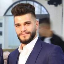 عماد عدنان الرجبي أحد عناصر جهاز الأمن الوقائي الذين شاركوا في اغتيال الشhيد #نزار_بنات