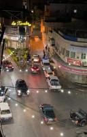 اطلاق نار ليلة أمس على أحد المحال التجارية وسط طولكرم من قبل #مجهولين