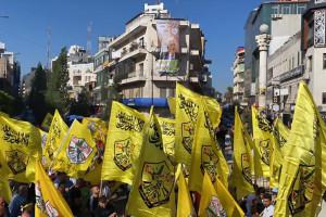 """رايات فتح """" الاسلامية """" تثير جدلاً واسعاً وخلافات بين قيادات في التنظيم"""